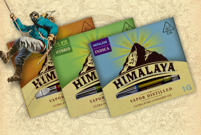 cannabis packaging design services himalaya