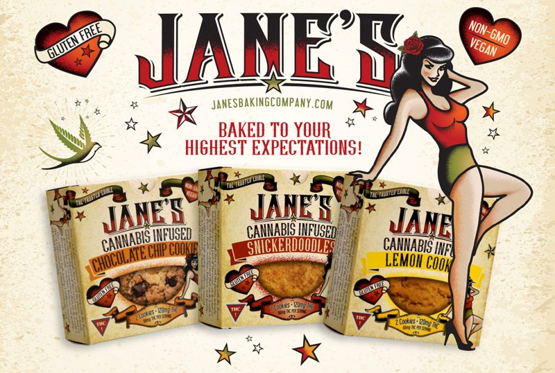 cannabis packaging design services janes body