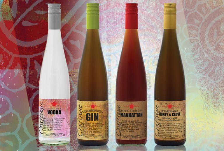 craft distiller packaging design services craftique
