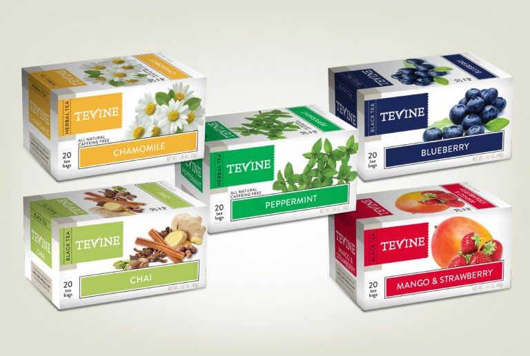 food packaging design services tevine