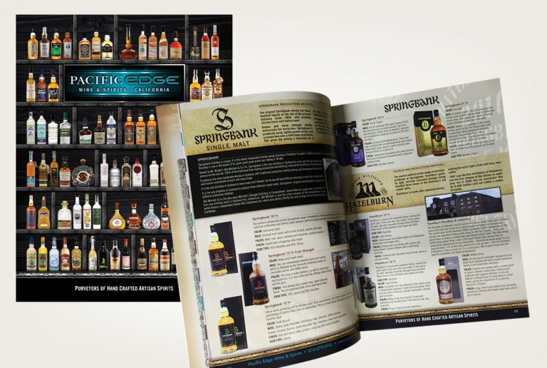 packaging branding design services catalogs