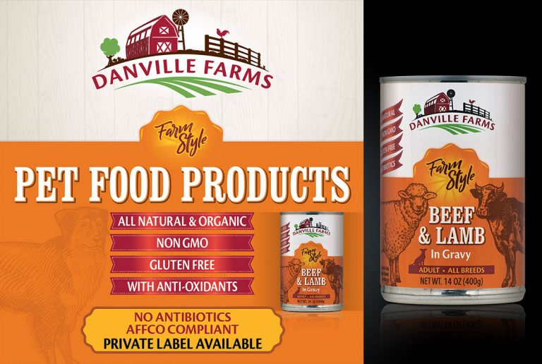 packaging branding design services danville farms