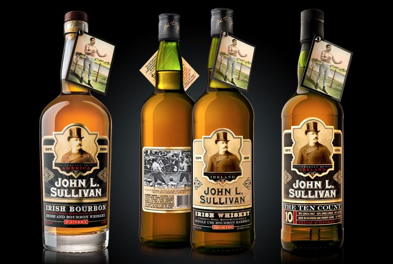packaging design john l sullivan