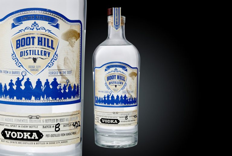 beverage packaging design services boot hill
