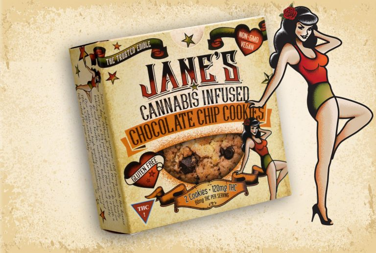 cannabis packaging design services janes