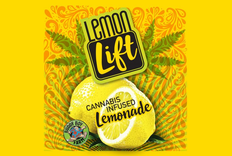 cannabis packaging design services lemon lift