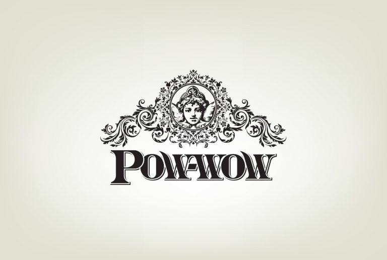 logos brands design services pow wow