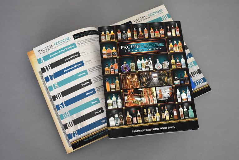 print design services pacific edge catalog