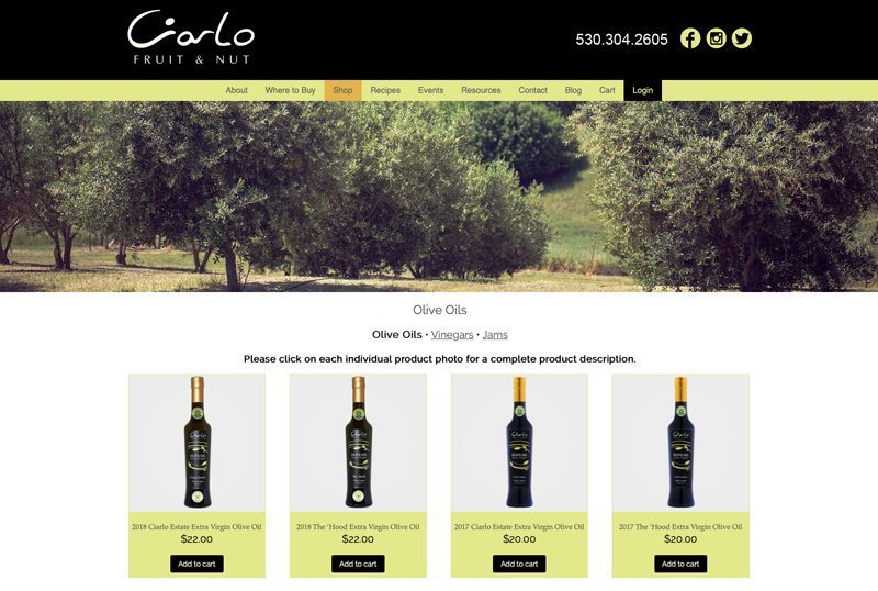 ecommerce solutions ciarlo body