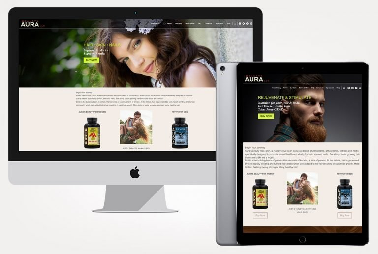 web design services aura