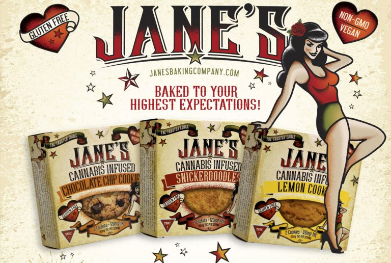 food packaging design services janes baking co