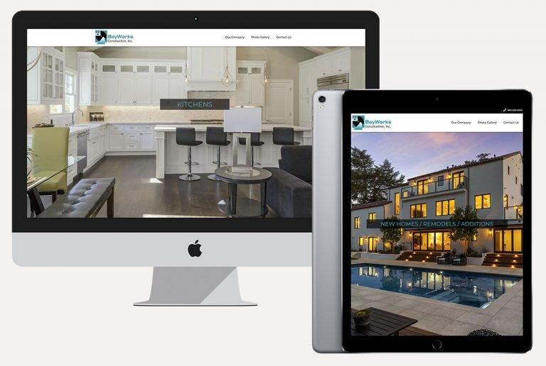 web design services bayworks