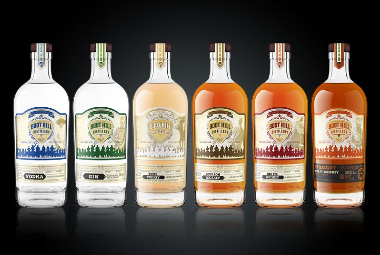 beverage packaging design services boot hill new